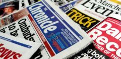 Hârtie ziar News C